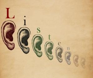 Kuuntele asiakasta